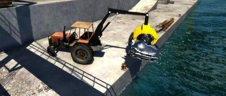 Скачать мод Claw Tractor для BeamNG Drive 0.4.3.2+