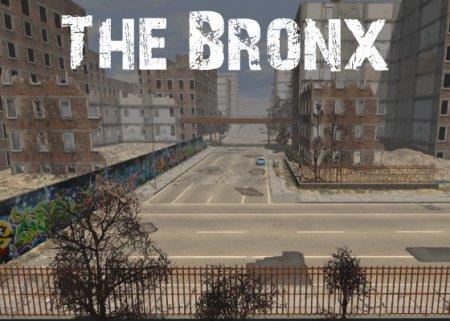 Скачать мод карта The Bronx для BeamNG Drive 0.4.2.2+