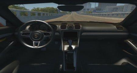 Скачать мод Porsche Cayman GT4 981c для BeamNG Drive 0.4.2.1+