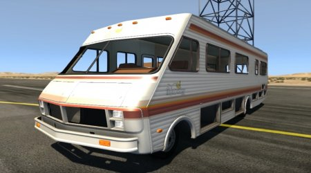 Скачать мод Fleetwood Bounder 31ft RV (Breaking Bad) для BeamNG Drive 0.4.2 ...