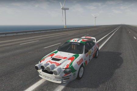 Скачать мод Toyota Celica GT4 для BeamNG Drive 0.6+