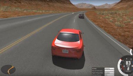 Скачать мод карта So-Cal Interstate Highway RC5 (115+ miles) для BeamNG Drive 0.5.6.1+