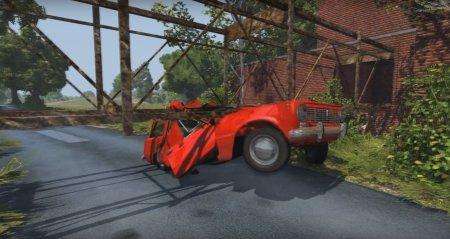 Скачать мод ВАЗ 2102 Жигули для BeamNG Drive 0.6.1+