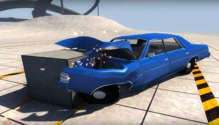 Скачать мод 1975 Ford LTD Redux для BeamNG Drive 0.5.6.1+