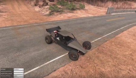 Скачать мод Hondune HDB Buggy для BeamNG Drive 0.6.1+