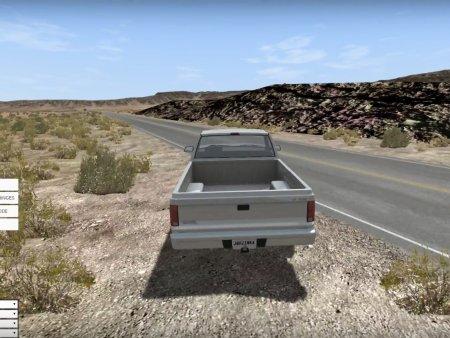 Скачать мод карта Nevada Interstate (prequel to So-Cal Interstate) 4.0 для BeamNG Drive 0.5.6.1+