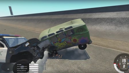 Скачать мод Volkswagen Bulli для BeamNG Drive 0.5.6.1+