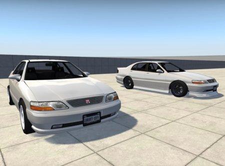 Скачать машину Bravado Feroci (GTA IV) для BeamNG Drive 0.5.5
