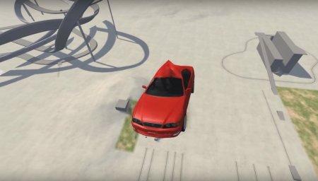 Скачать мод Toyota Chaser Tourer V для BeamNG Drive 0.5.5+
