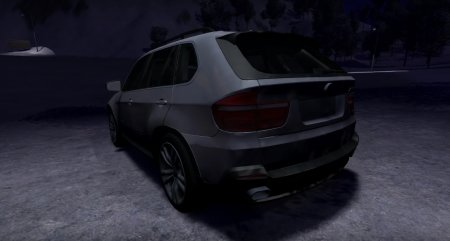 Скачать мод BMW X5 E70 для BeamNG Drive 0.6.1+