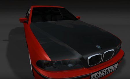 Скачать мод BMW 525i Drift для BeamNG Drive 0.5.5+