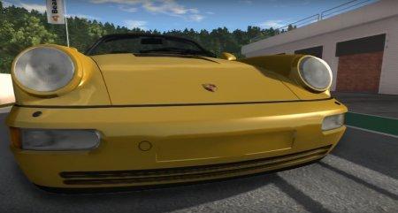 Скачать мод Porsche 911 Speedster Carrera 2 для BeamNG Drive 0.4.2.2+