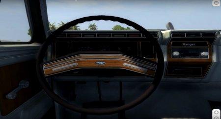Скачать мод Ford Ranger F150 1984 V8 для BeamNG Drive 0.3.7.8+