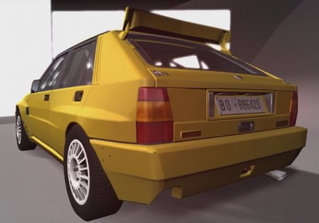 Скачать мод Lancia Delta Integrale Evo II для BeamNG Drive 0.6.1+