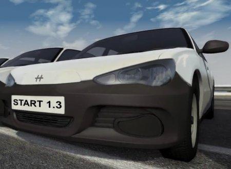 Скачать машину Hirochi Start v1.7 для BeamNG Drive 0.6.1