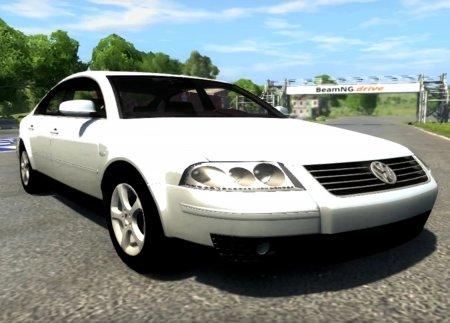 Скачать мод машина Volkswagen Passat B5 для BeamNG Drive