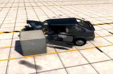 Скачать мод LADA 2113 v3 для BeamNG Drive