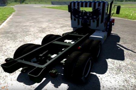 Скачать мод AM General M35A2 Racing для BeamNG Drive