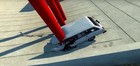 Скачать мод ВАЗ 2104 для BeamNG Drive