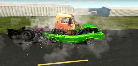 Скачать мод ВАЗ 2104 Drift для BeamNG Drive