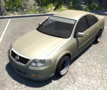 Скачать мод Nissan Almera Classic для BeamNG Drive
