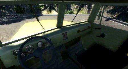 Скачать мод КрАЗ 258 для BeamNG Drive