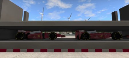 Скачать мод болид F1 для BeamNG Drive 0.7+