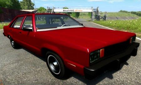 Скачать мод Ford Fairmont 1978 для BeamNG Drive
