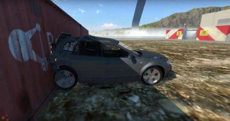 Скачать мод Audi A3 для BeamNG Drive
