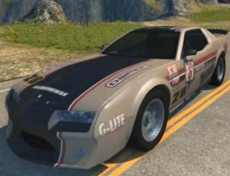 Скачать мод Daytona (Flatout) для BeamNG Drive