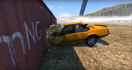 Скачать мод BMW E24 для BeamNG Drive