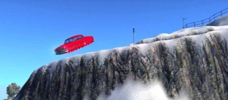 Скачать мод Hovercar v1.1 для BeamNG Drive 0.7+