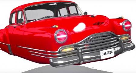 Скачать мод автомат Hovercar v1.1 с целью BeamNG Drive 0.7