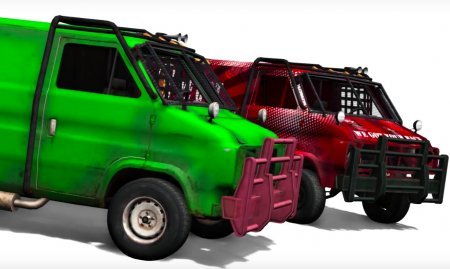 Скачать мод Пак машин Kessler Stowaway для BeamNG Drive 0.7