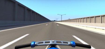 Скачать мод мотоцикл Custom Sport Bike 0.5 для BeamNG Drive