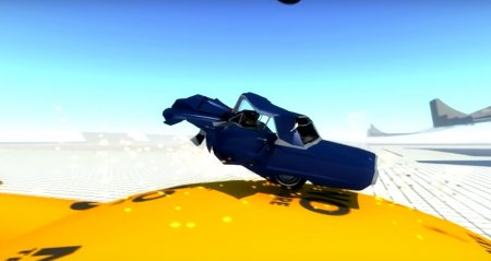 Скачать мод Ford Thunderbird 1964 для BeamNG Drive