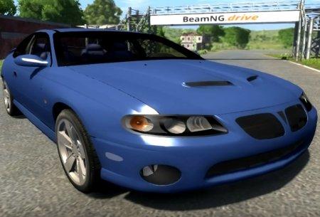 Скачать мод автомат Pontiac GTO 0005 для BeamNG Drive