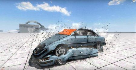 Скачать мод Audi 100 C4 1992 для BeamNG Drive