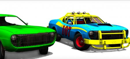 Скачать мод Пак машин Holbrook Growler для BeamNG Drive 0.7