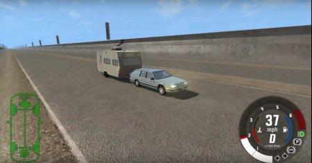 Скачать мод LeGran Grand Wagon 0.5 для BeamNG Drive 0.8.0.1+