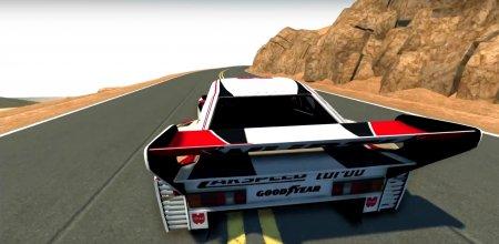 Скачать мод Ford Capri Zakspeed Turbo Group 5 для BeamNG Drive