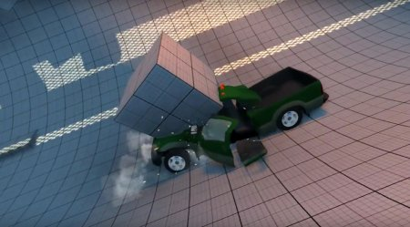 Скачать мод Ford F-250 для BeamNG Drive