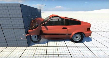 Скачать мод Dinka Blista Compact для BeamNG Drive
