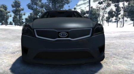 Скачать мод Kia Ceed 2011 для BeamNG Drive