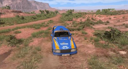 Скачать мод Volvo 242 LE для BeamNG Drive