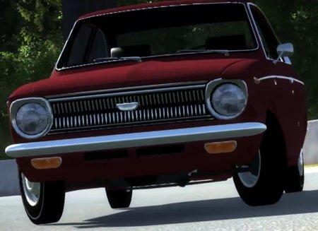 Скачать мод Toyota Corolla Sprinter 1969 для BeamNG Drive 0.8.0.1+
