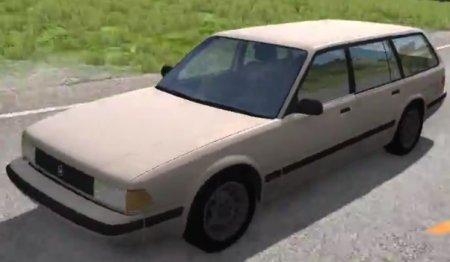 Скачать мод ETK I-Series Wagon для BeamNG Drive 0.8+