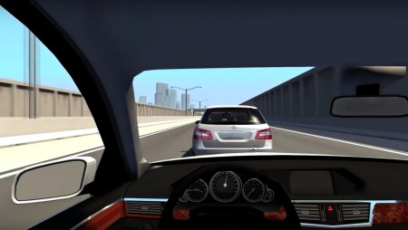 Скачать мод Mercedes-Benz E250 Estate 2011 для BeamNG Drive
