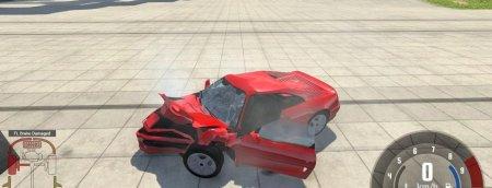 Скачать мод Ferrari F355 для BeamNG Drive v. 0.13