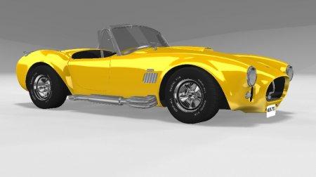 Скачать мод Ford Shelby Cobra для BeamNG Drive v. 0.13